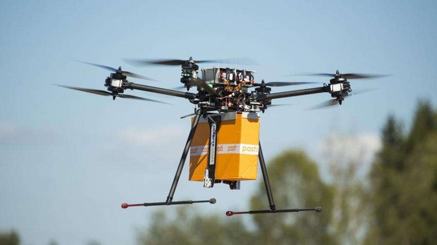 PTT, Drone ile Kargo Taşımacılığına Başlıyor!