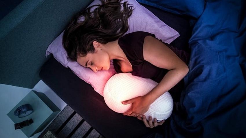 Robot Yastık Somnoz ile Uyku Probleminize Son Verin