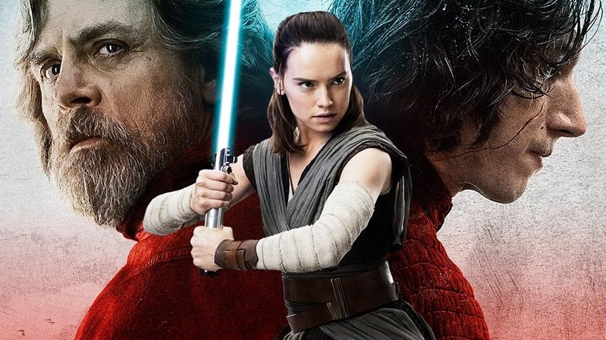 Star Wars: The Last Jedi'den Yeni Fragman