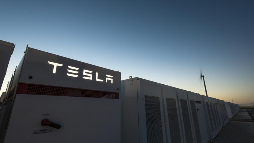 Tesla, Dev Lityum İyon Pilinin Yapımını Tamamladı