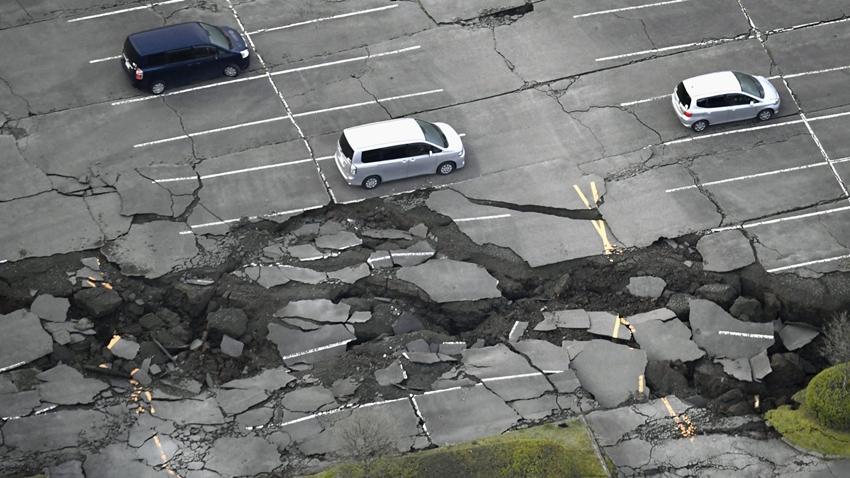 Tüm Dünyayı Korkutan Deprem Açıklaması!
