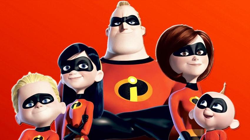 Ünlü Animasyon Filmi The Incredibles 2'den İlk Fragman Geldi