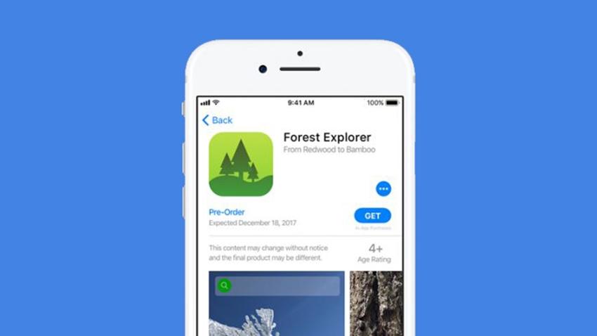 Apple, iOS ve macOS Uygulamalarına Ön Sipariş Özelliği Getiriyor