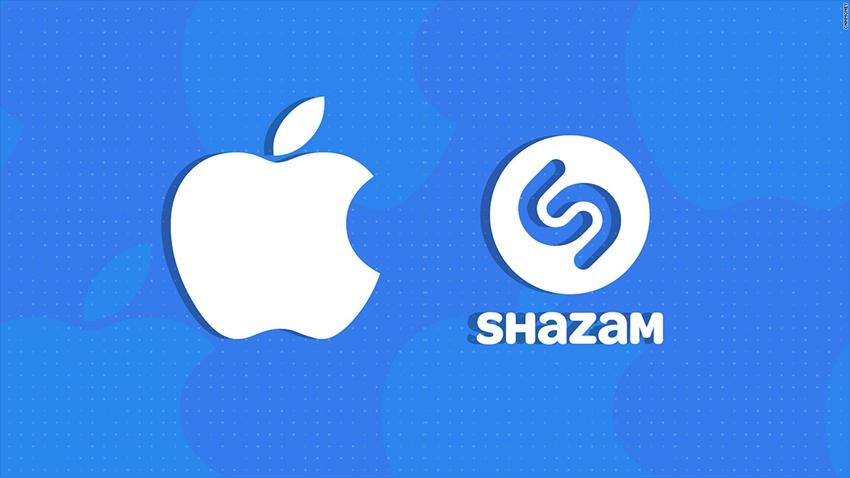 Apple Resmen Shazam'ı Satın Aldı