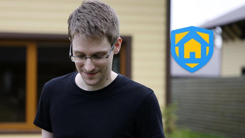 Edward Snowden'ın Güvenlik Uygulaması 'Haven' Çıktı