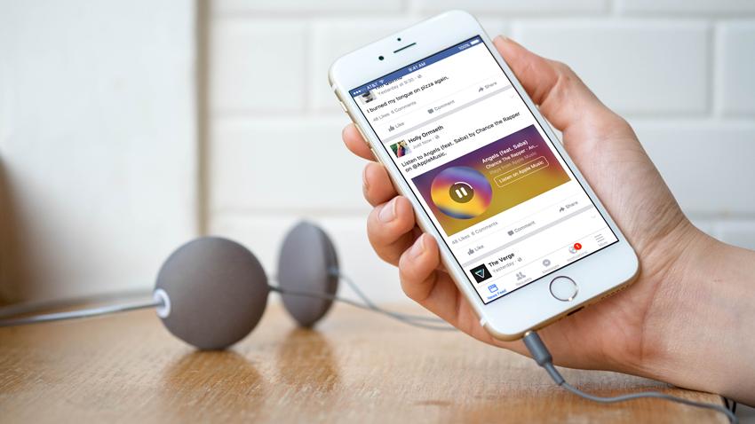 Facebook Kullanıcıları Artık Videolarına Şarkı Yükleyebilir