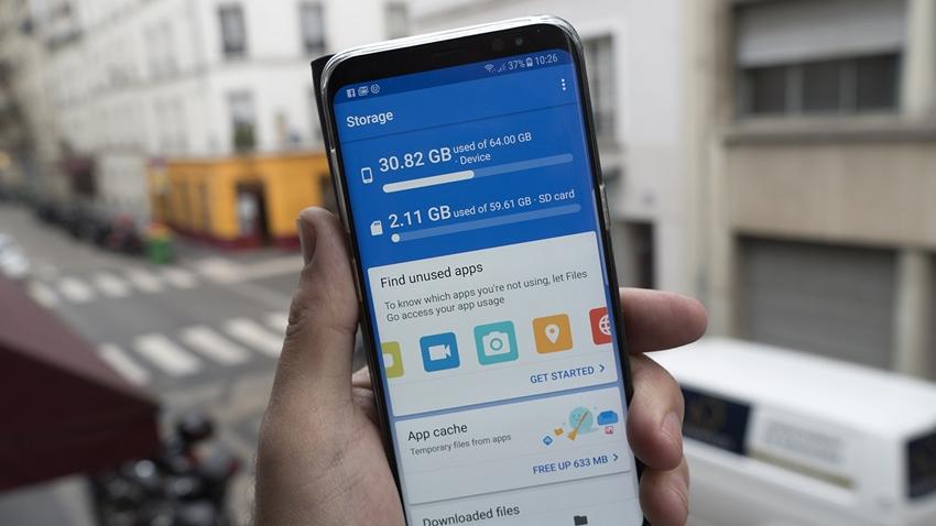 Google'ın Android Dosya Yöneticisi 'Files Go' Artık Herkese Açık