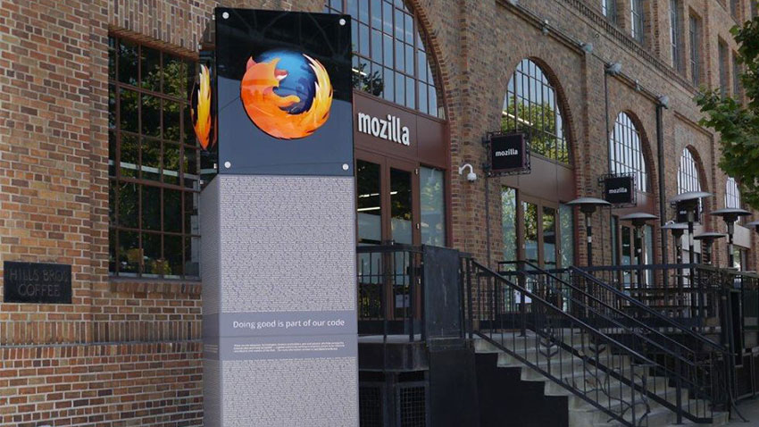 Mozilla Şirketi