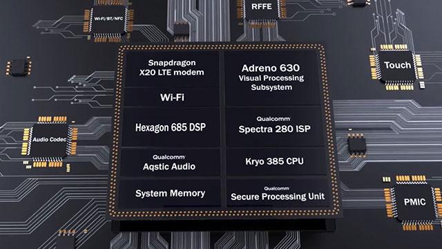 Qualcomm Snapdragon 845 Özellikleri