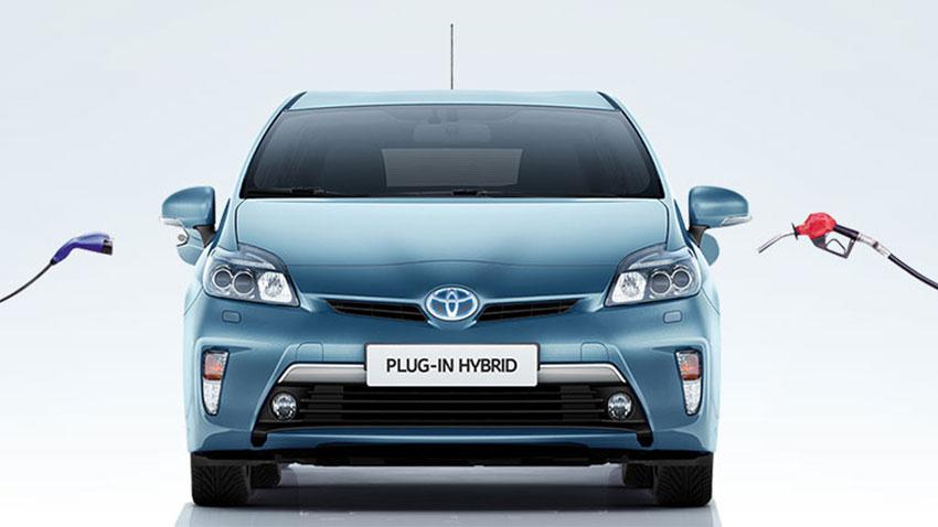 Toyota Prius Hibrit