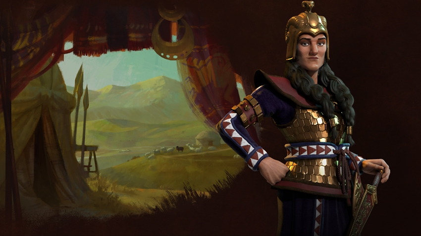 Civilization 6 iPad