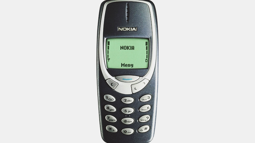 Nokia tuşlu telefon