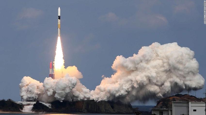 uzay sonda roketi