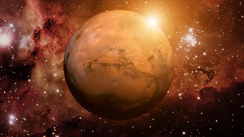Bilim İnsanları, Mars'ın Büyük Gizemini Çözdü