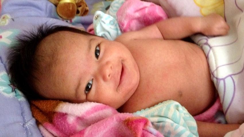 Dünyanın İlk Bitcoin Bebeği ile Tanışın
