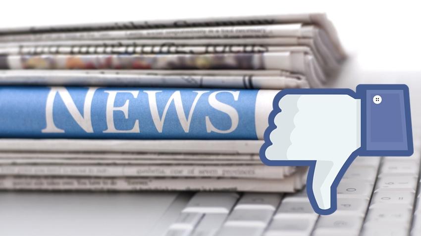 Facebook, Haberlerden Kazandığı Paradan Memnun Değil