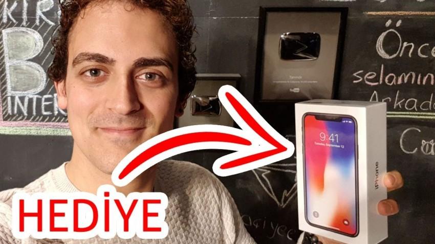 iPhone X Hediyenizi Almaya Gittik! - vLog
