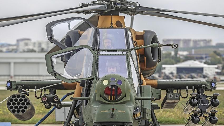 Türk Pilotları, 'Avcı' Kaskı ile Iskalamayacak!