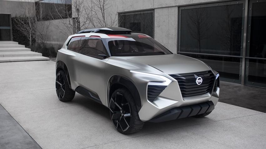 Nissan'ın 'Xmotion' İsimli Konsept Aracı Geleceğe Göz Kırpıyor