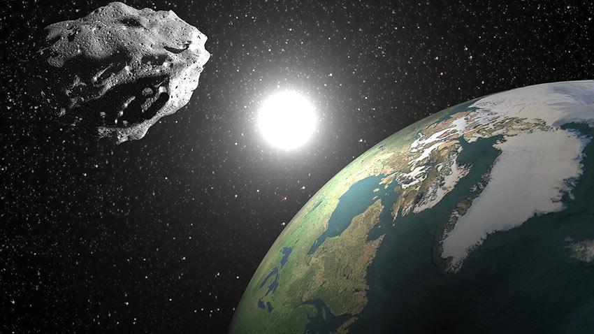 Asteroit Dünyaya Teğet Geçecek