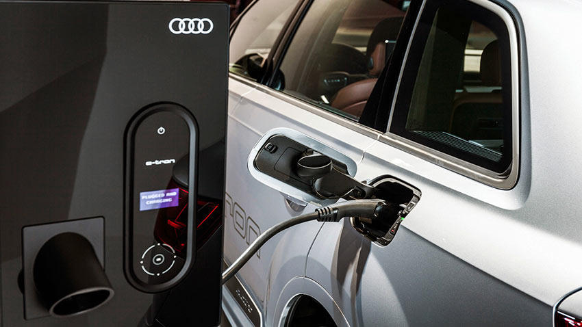 Audi Akıllı Enerji Ağı