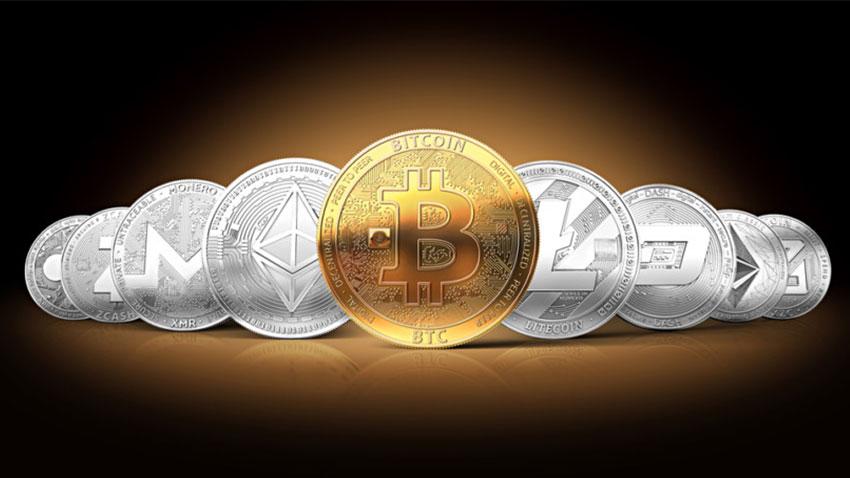 Sanal Para Birimleri Logoları