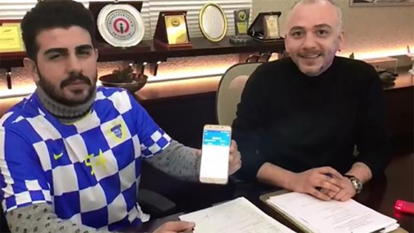 Bitcoin ile Futbolcu Transferi