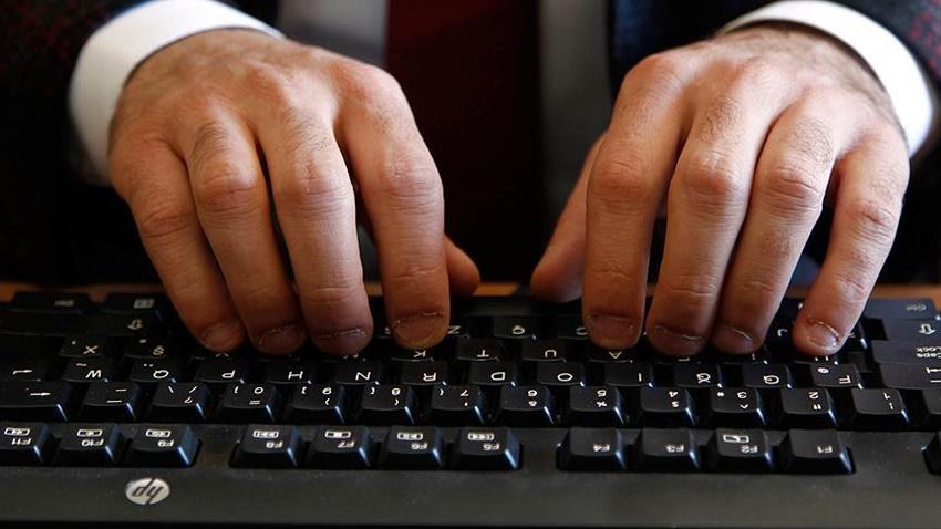 F klavye yarışması