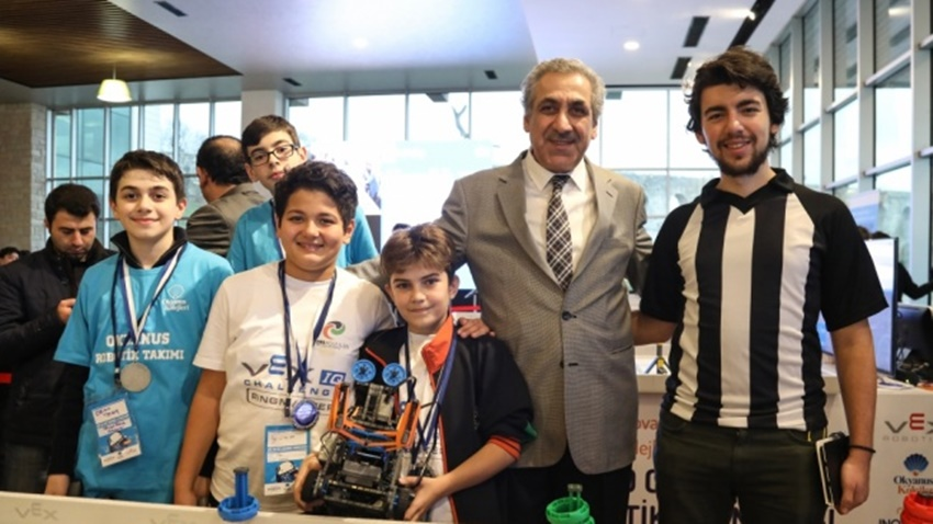 VEX IQ Off Season Robotik Turnuvası