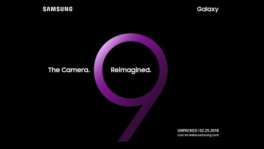 Samsung Galaxy S9 çıkış tarihi