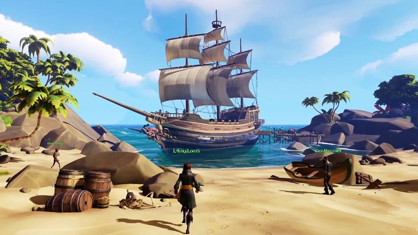 Sea of Thieves beta dosyaları