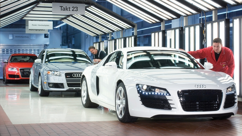 Audi, Çalışanları Sayesinde 108 Milyon Euro Tasarruf Etti