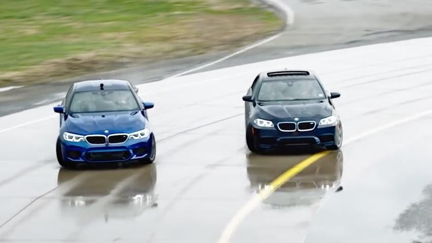 BMW, Yakıt İkmali ile Dünyanın En Uzun Drift Rekorunu Kırdı
