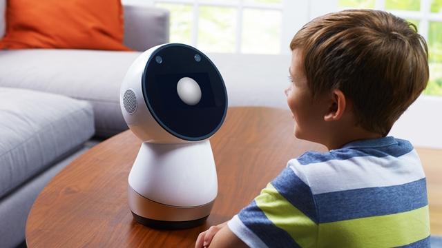 Dans edebilen Robot Jibo