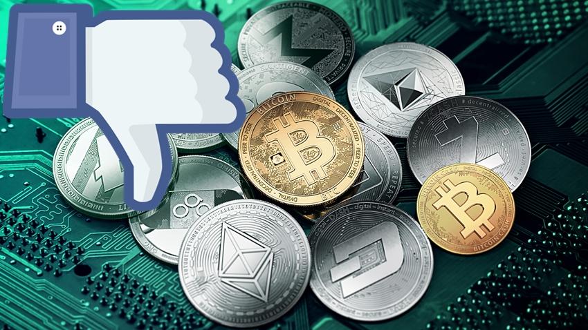 Facebook, Bitcoin Dahil Tüm Kripto Para Reklamlarını Yasakladı!