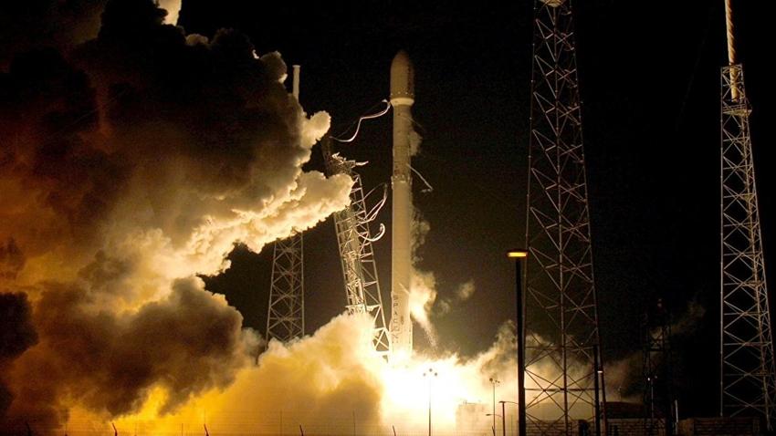 SpaceX ile ABD Ordusunun Gizli Zuma Görevi Başarıyla Tamamlandı