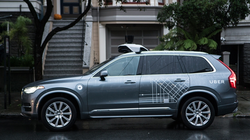 Uber, 18 Ay İçinde Müşterilerini Sürücüsüz Araçlarda Taşıyacak