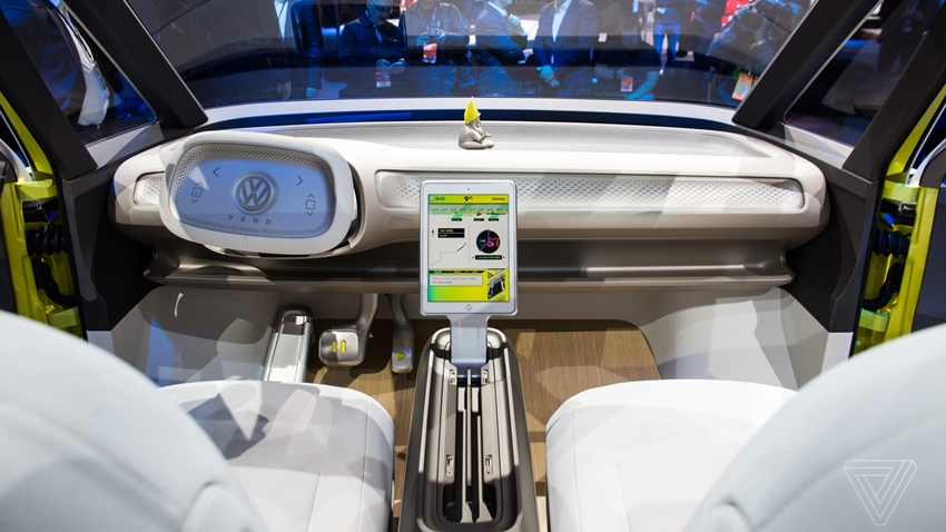 Uber ve Volkswagen, Otonom Araçlarında Nvidia'nın Yonga Sistemini Kullanacak