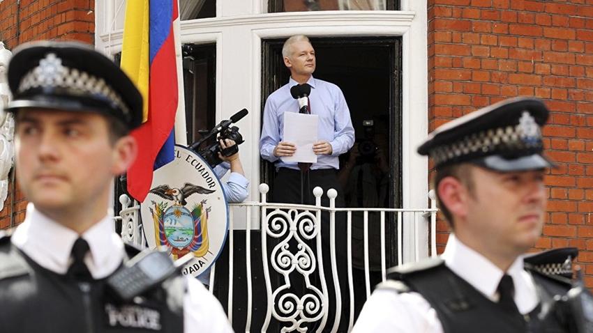 WikiLeaks Kurucusu Julian Assange, Ekvador Vatandaşı Oldu
