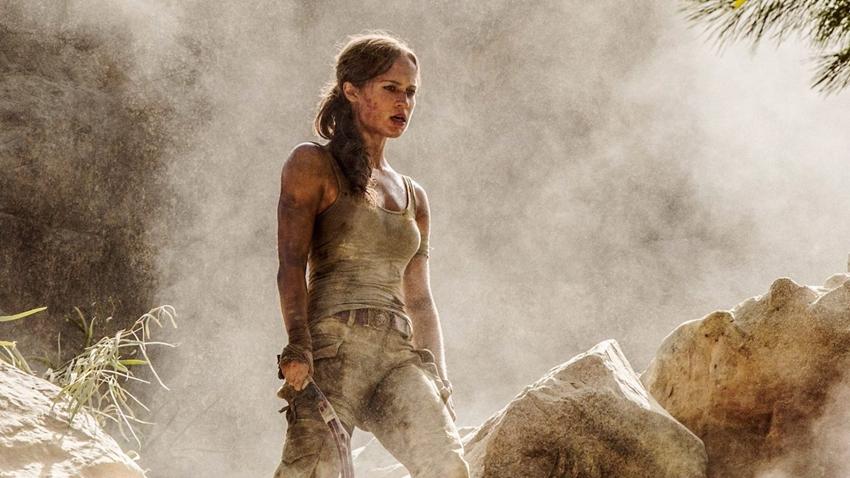 Yeni Tomb Raider Filminden İkinci Fragman Geldi