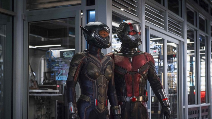 Marvel'ın Ant-Man ve The Wasp Filminden İlk Fragman Geldi!
