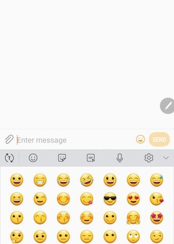 Note 8 Oreo - Emojiler