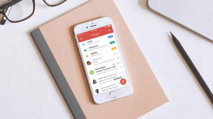 Google'ın Düşük Boyuta Sahip Mail Uygulaması Gmail GO'yu Deneyin!