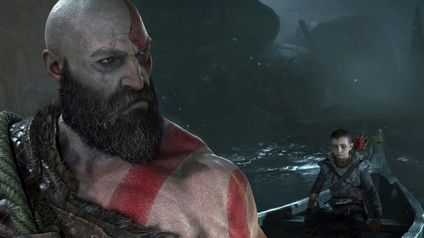 God of War NBA Maçı
