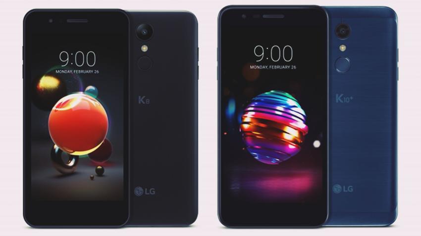 LG K8 - LG K10