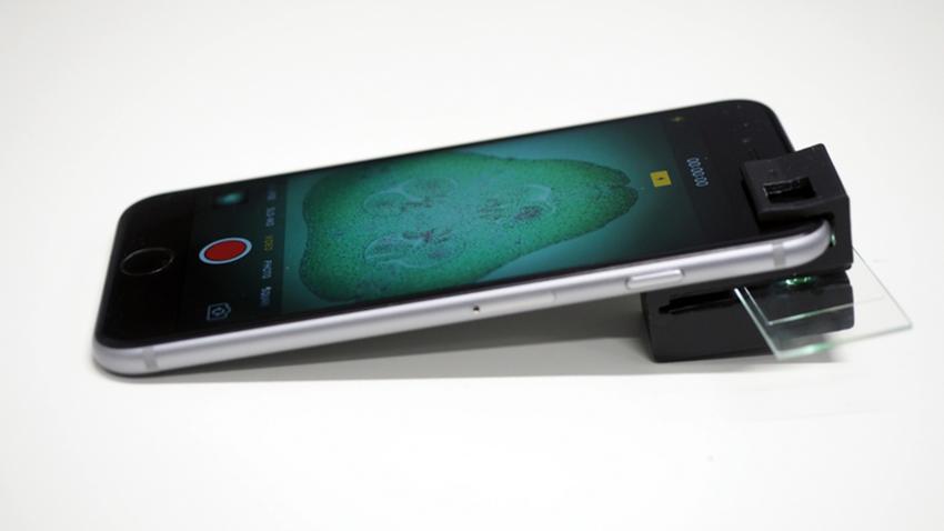 Akıllı Telefon Mikroskop