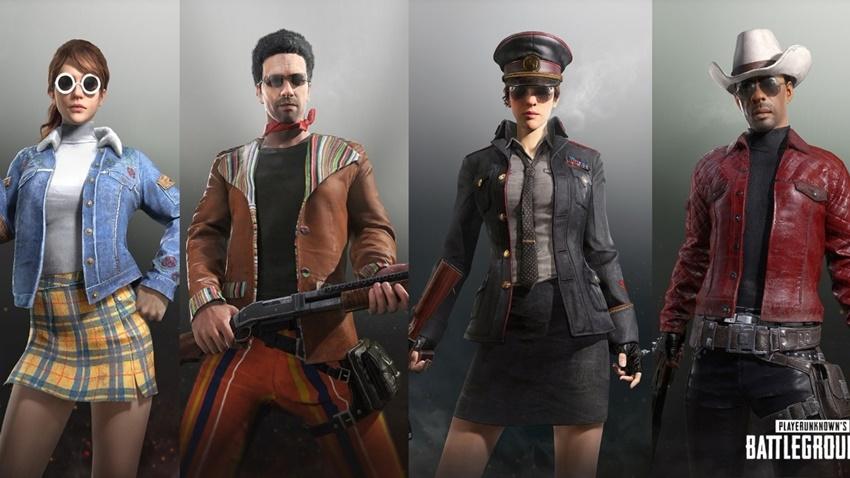 PlayerUnkown's Battlegrounds Kıyafet