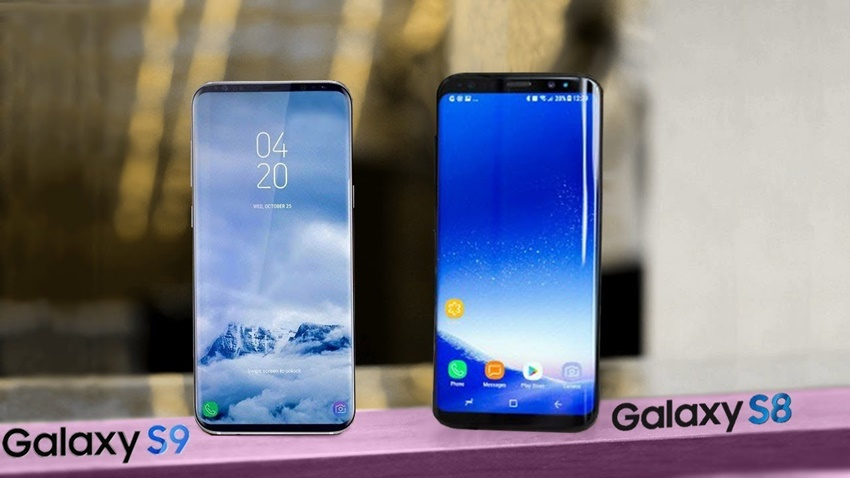 Samsung Galaxy S8 vs. Samsung Galaxy S9