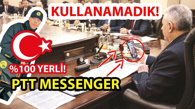 PTT Messenger'ı Kullanmayı Denedik!