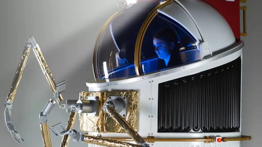 astronot aracı
